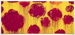 Peony Blossom Painting