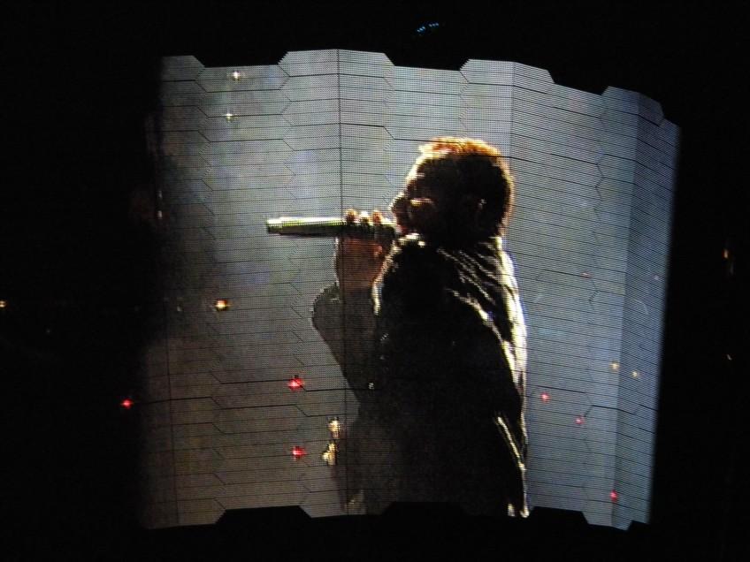 Hi, my name is Bono
