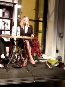 Helen Fielding Sans Heels